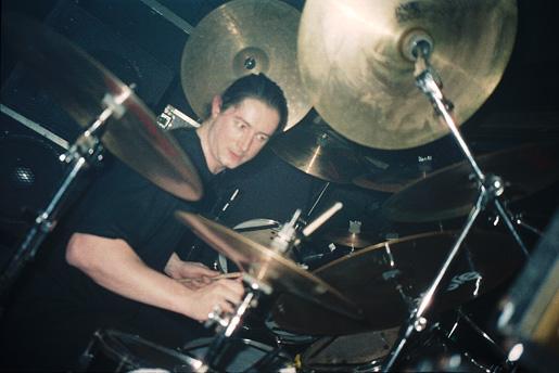 Drummerszone - Walter van Cortenberg