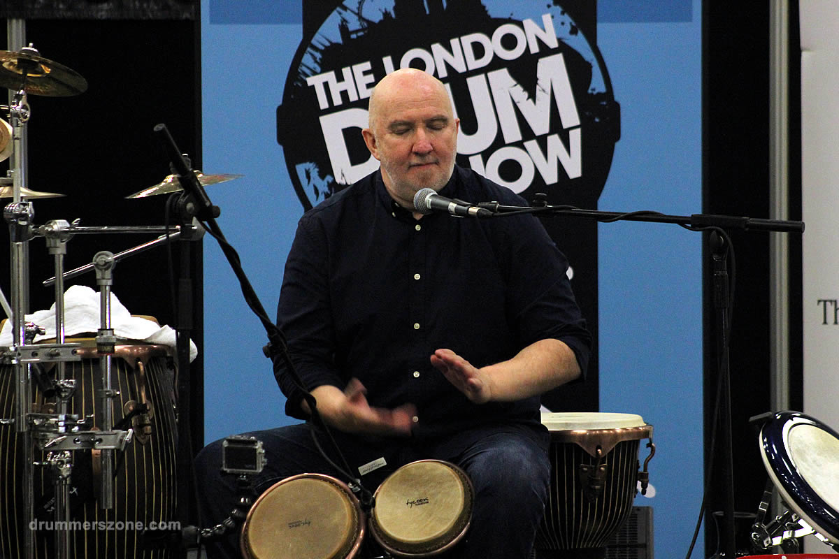 Thunder Duo - London Drum Show 2015