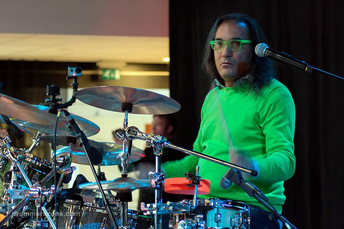 Adams Drumworld Festival 2015
