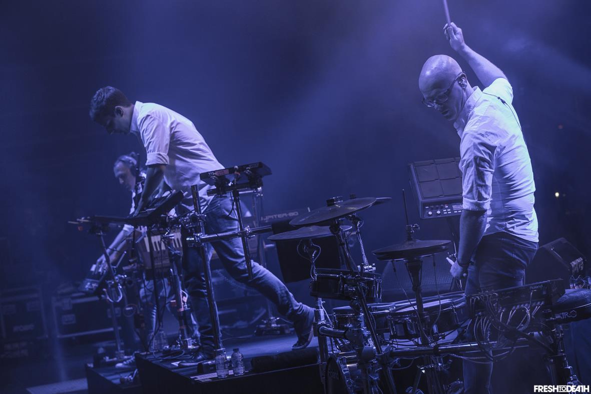 Netsky Live at Pukkelpop 2015