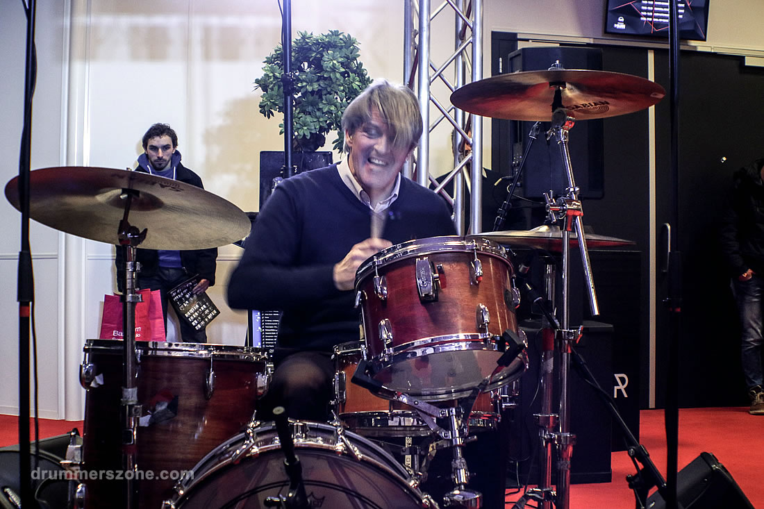 Drummerszone - Mario Goossens