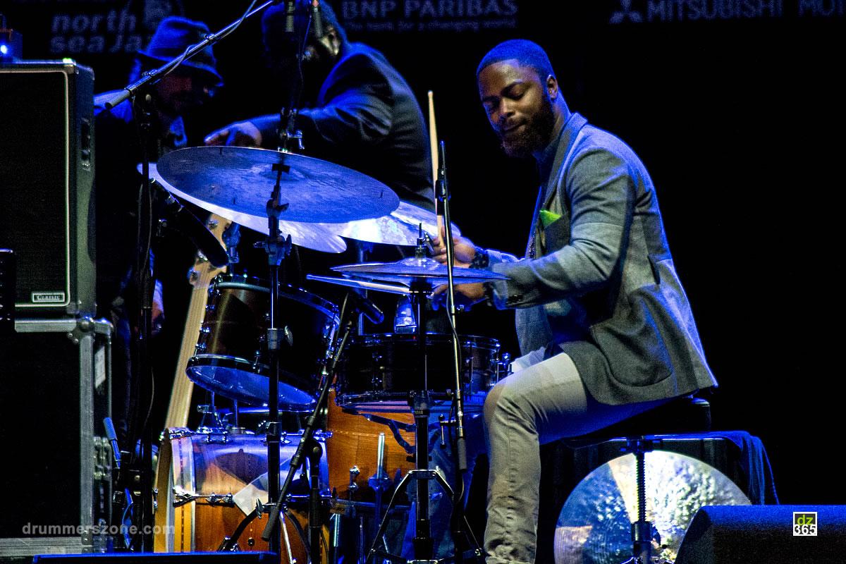 Marcus Gilmore - North Sea Jazz 2016