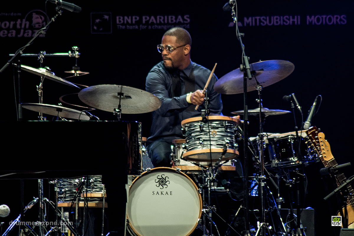 Karriem Riggins - North Sea Jazz 2016