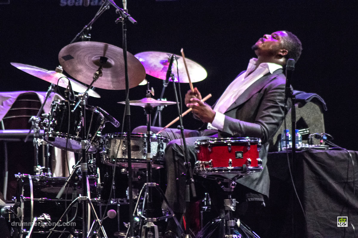 Justin Faulkner - North Sea Jazz 2016