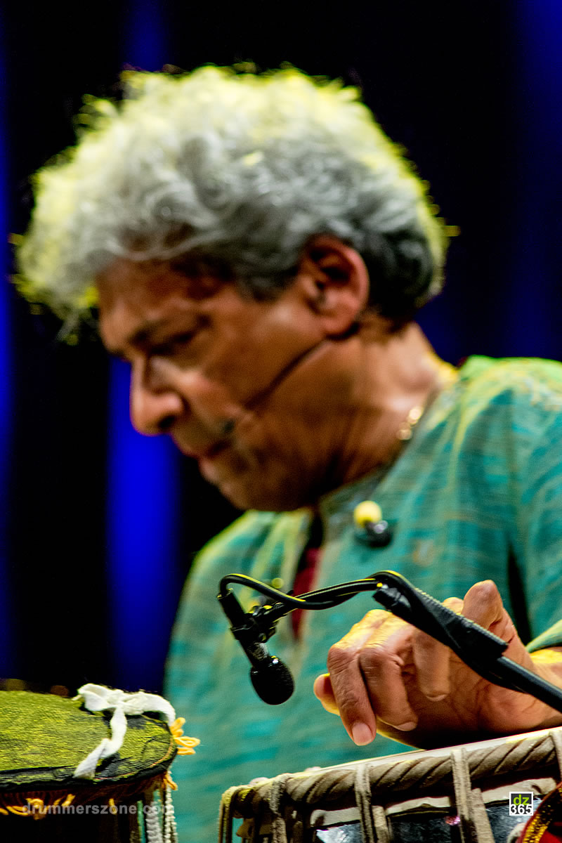 Trilok Gurtu - North Sea Jazz 2016