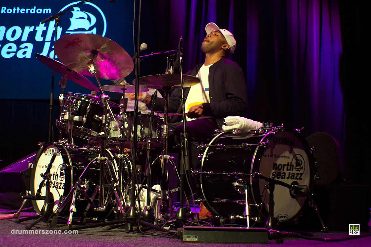 Eric Harland - North Sea Jazz 2016