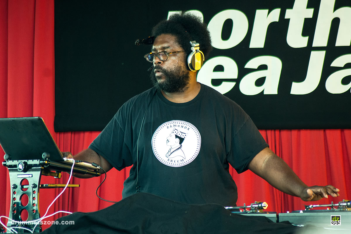 Questlove - North Sea Jazz 2016