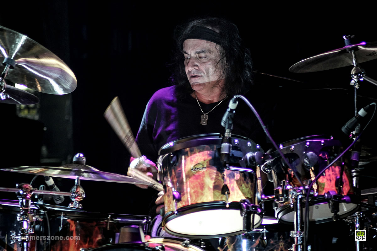 Drummerszone Vinny Appice