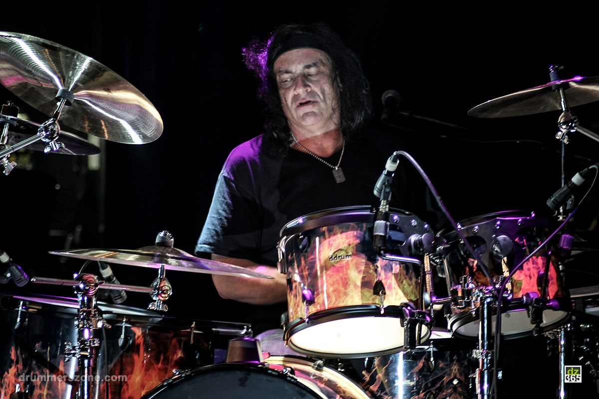 Drummerszone Vinny Appice