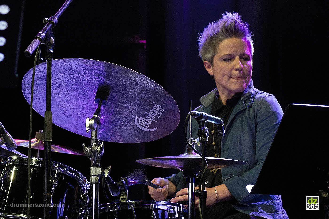 Allison Miller Videos drummerszone - allison miller