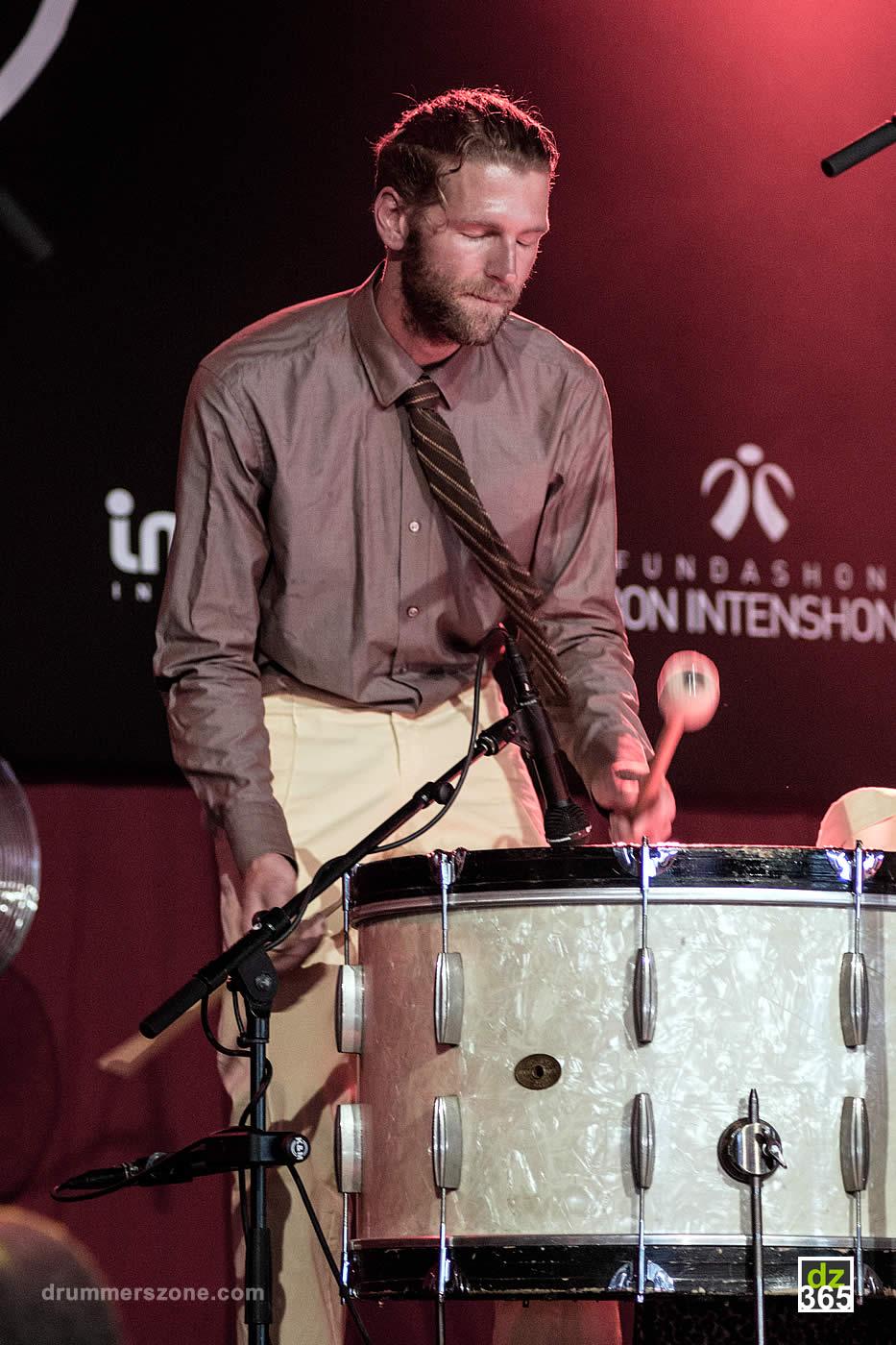 Drummerszone Toon Oomen