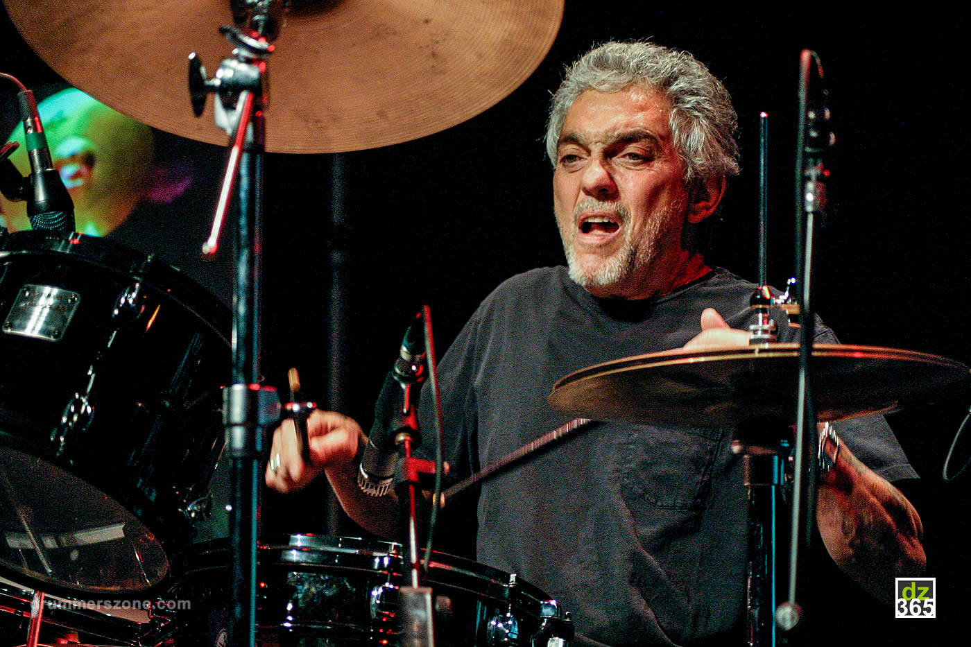 Steve Gadd - Drum Clinic 2007