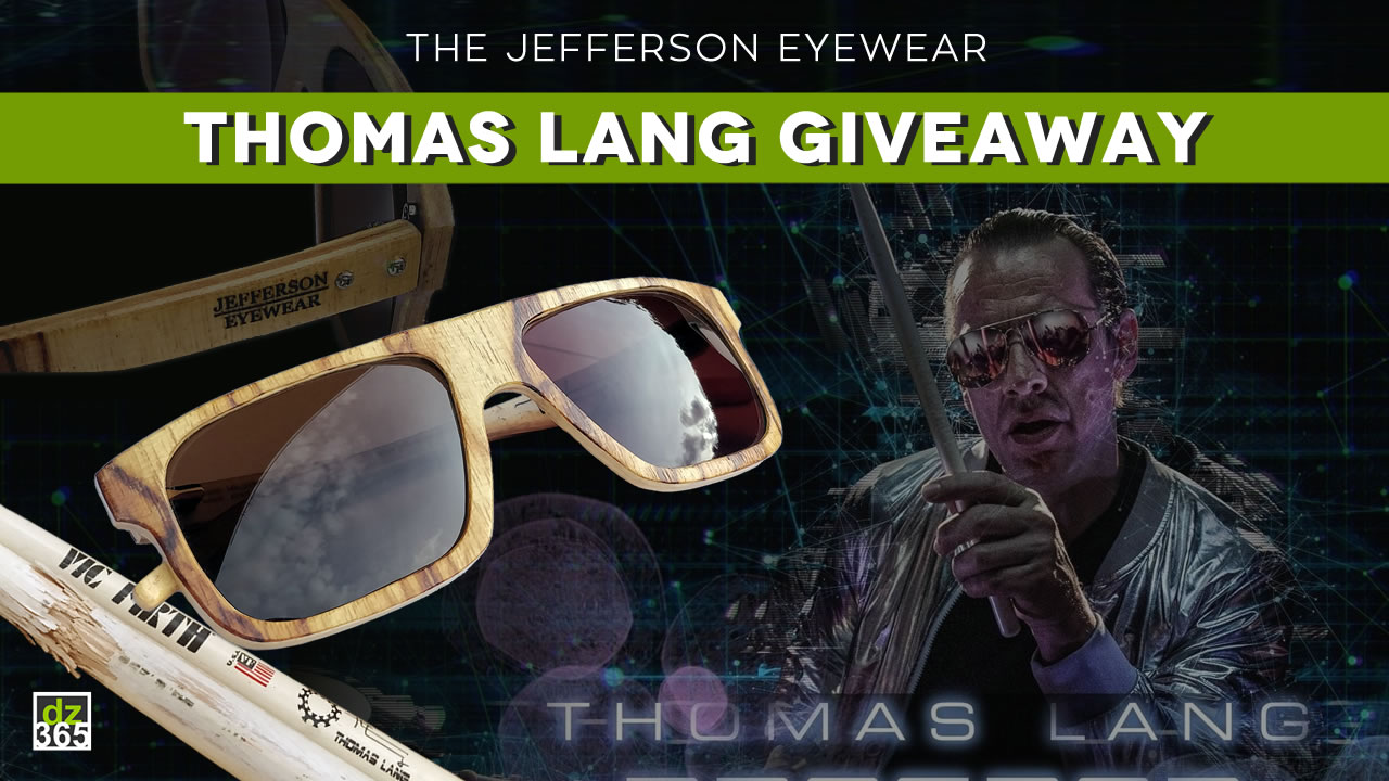 WIN a Thomas Lang price package from Jefferson Eyewear