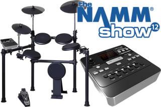 Drummerszone Nachrichten - NAMM 2012: Behringer's electronic