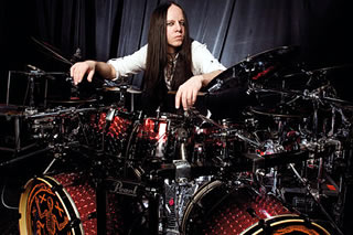 Drummerszone news - Is Slipknot's Joey Jordison going solo?