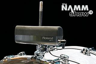 Drummerszone news - Videos Roland BT-1 Bar Trigger Pad at