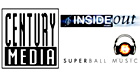 Century Media Records joining forces with  Insideout Music and Superball Music