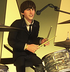 Former Beatles drummer Ringo Starr struggles with video game Beatles: Rock Band
