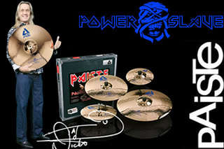 Drummerszone news - NAMM 2012 preview: new Paiste cymbals