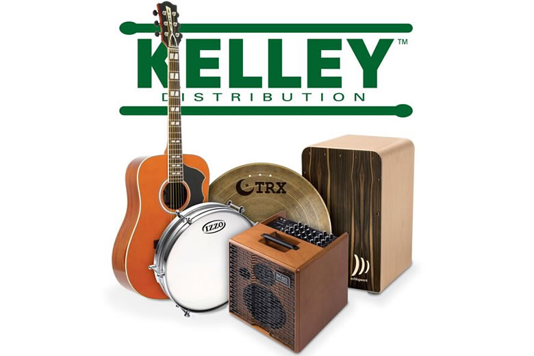 Drummerszone news - Kelley Percussion is now Kelley Distribution