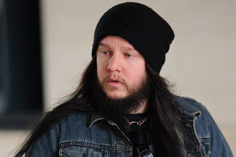 0c9d00bb5bee ... Former Slipknot drummer Joey Jordison revealed that he had been  diagnosed with Transverse Myelitis