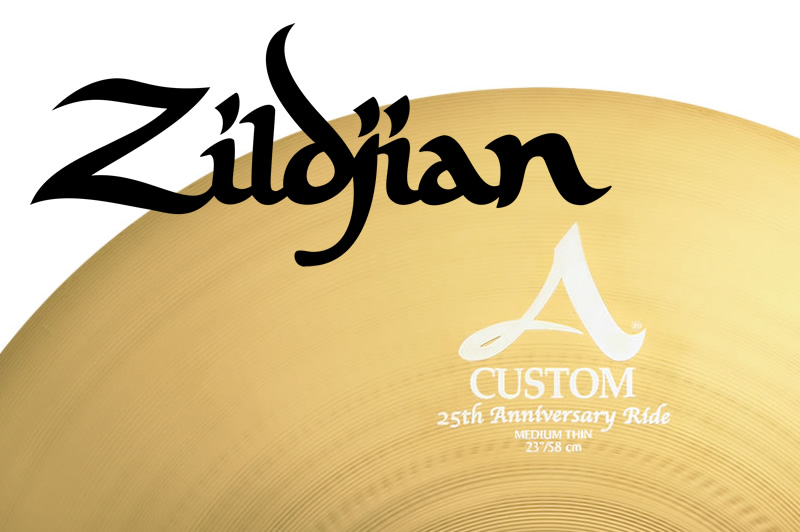 The 25th Anniversary of the Zildjian A Custom