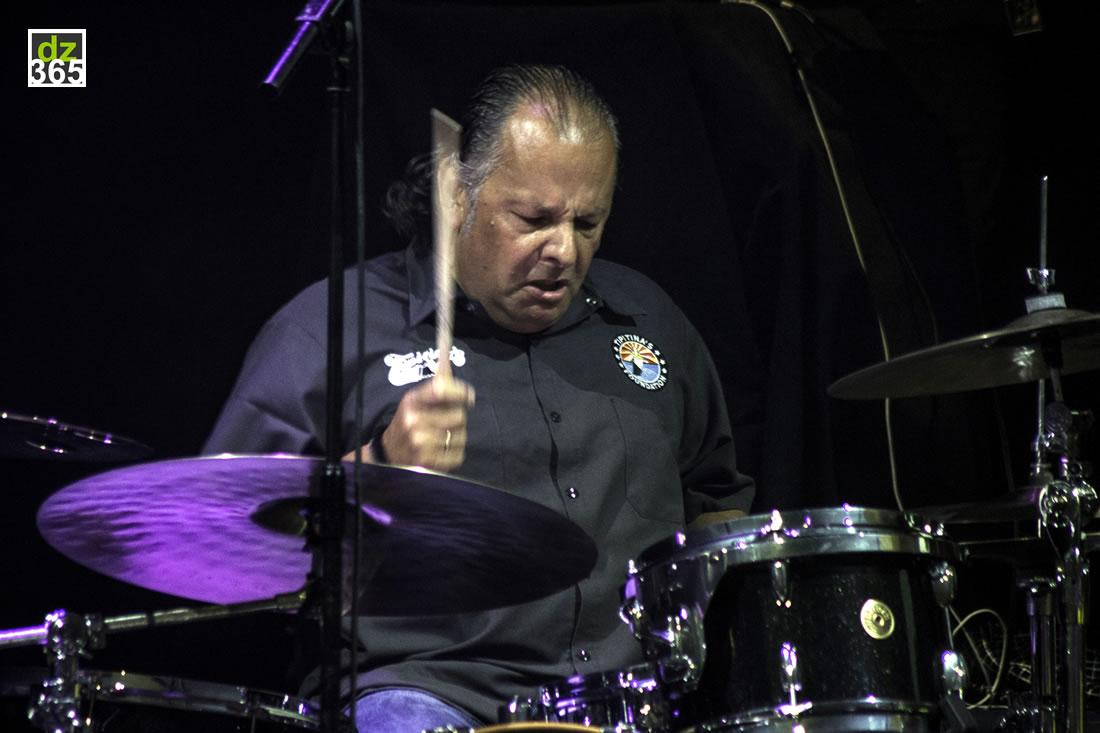 Ralph Salmins Live at Remo Drummer Night 2017