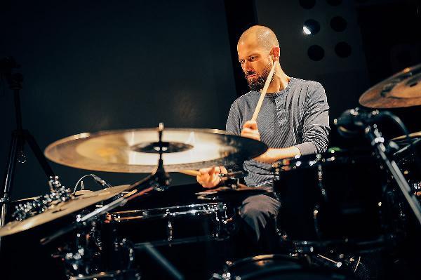 Benny Greb at Meinl Drumfestival 2017