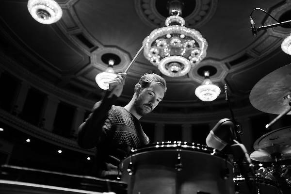 Arthur Hnatek at Meinl Drumfestival 2017