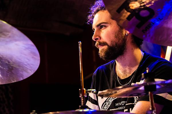 Miguel Lamas at Meinl Drumfestival 2017