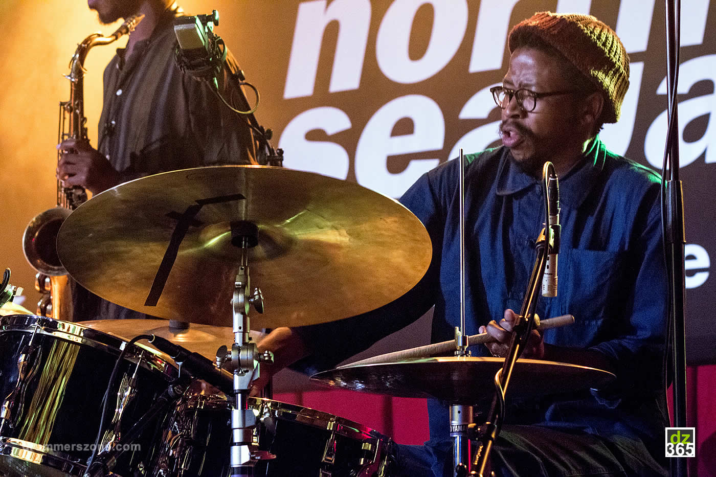 Tumi Mogorosi at the North Sea Jazz Festival 2017