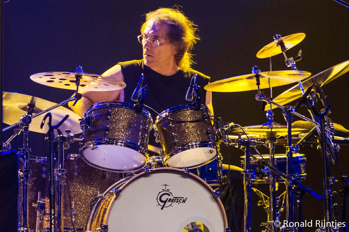 Vinnie Colaiuta at the North Sea Jazz Festival 2017