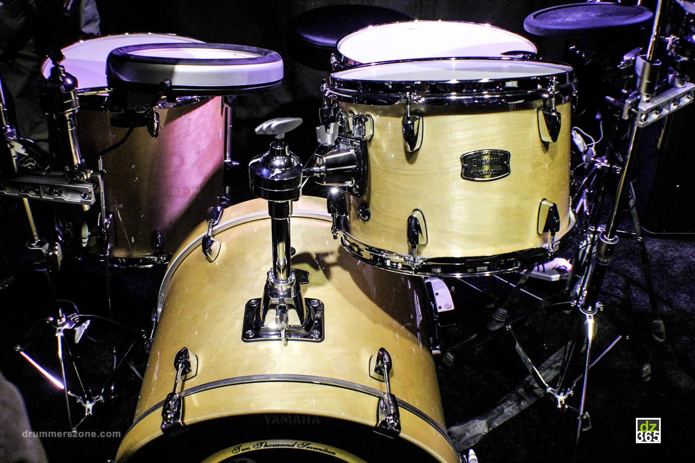 Drummerszone news - Yamaha DT50 Drum Triggers at NAMM 2017