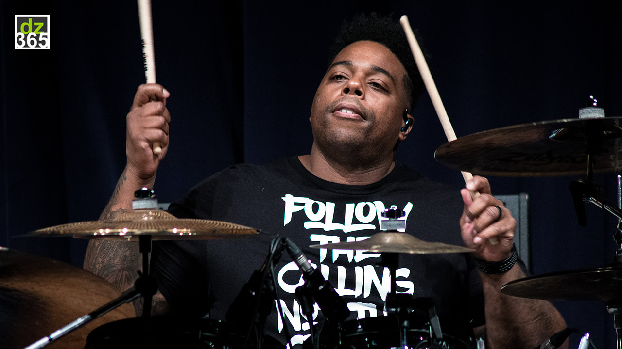 Aaron Spears joins the Sonor family