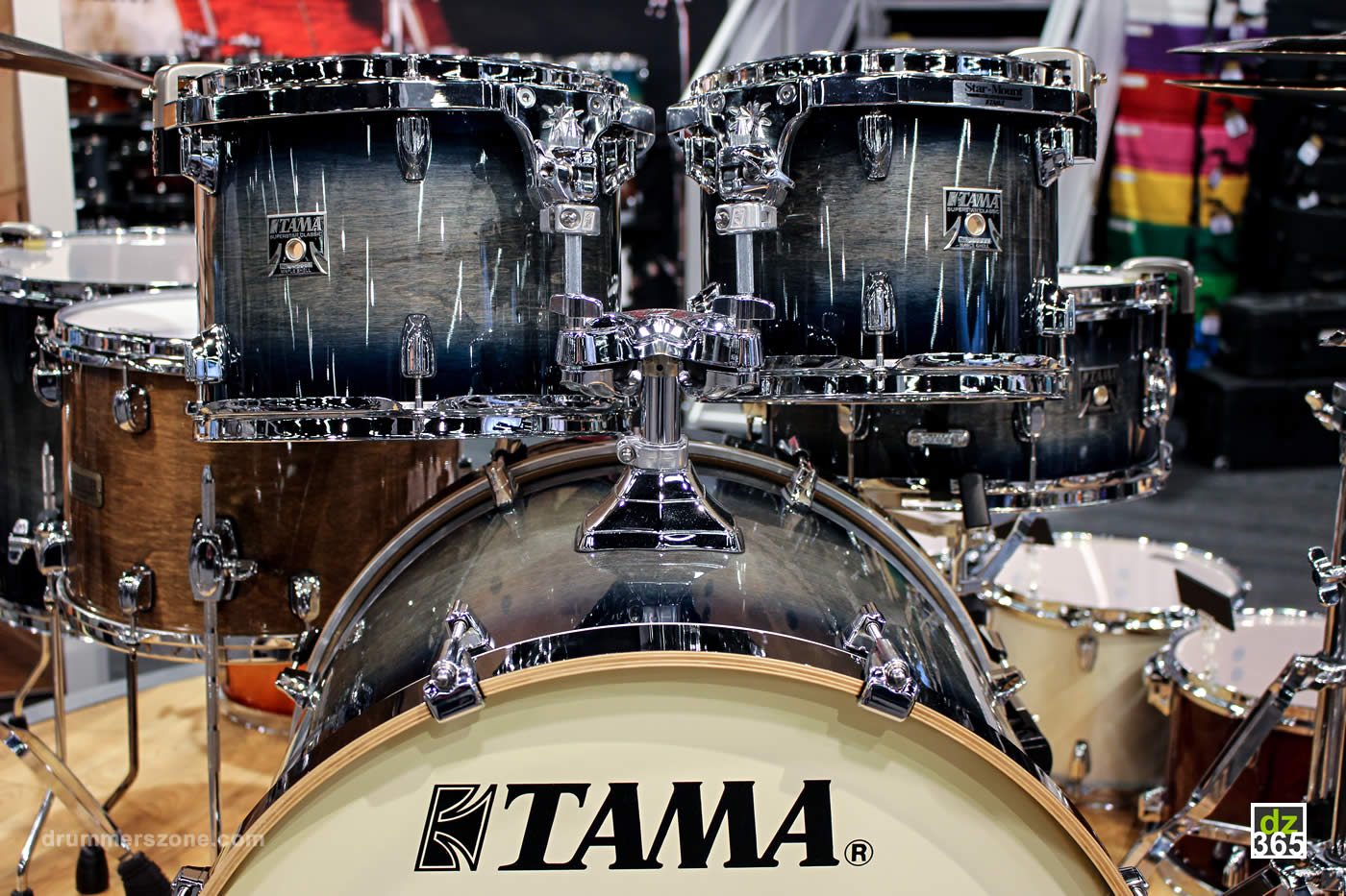 Tama Superstar Classic Dark Indigo Burst
