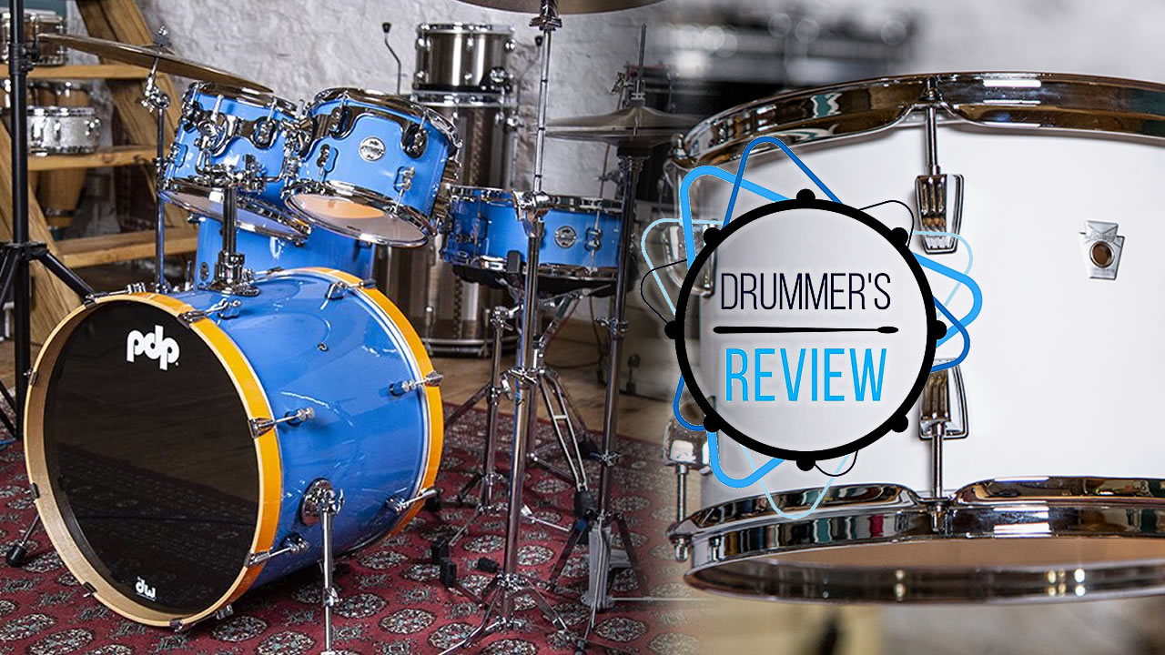 Drummer\'s Review videos on Mapex, Ludwig, PDP + Snare Drum Batter Hoop Comparison