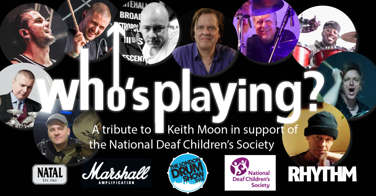 Who's Playing: A Tribute to Keith Moon
