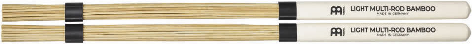 Meinl Stick and Brush - Bamboo Light