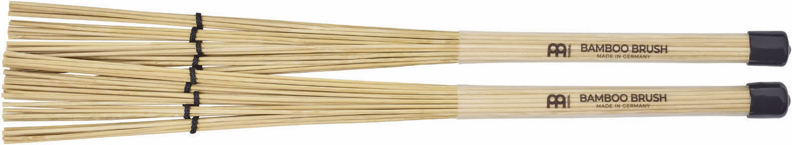 Meinl Stick and Brush - Bamboo Brush