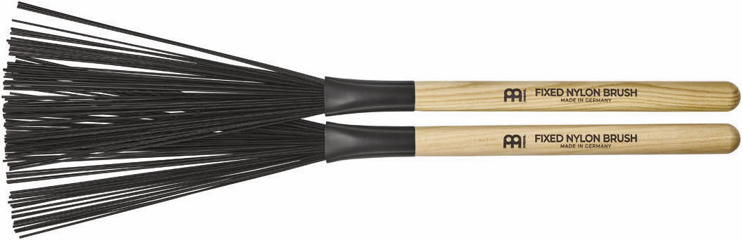 Meinl Stick and Brush - Fixed Nylon Brush