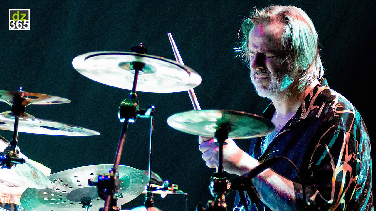 Pete Lockett moves to DW Drums - New gear on drums, pedals and hardware