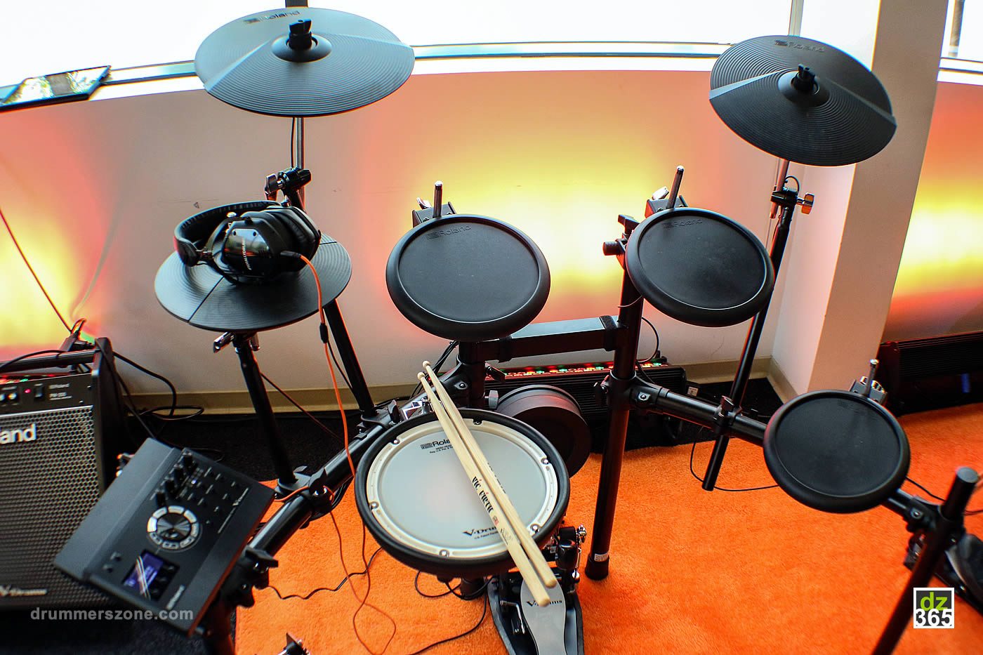 Roland TD-17 - TD-17K-L, the light, beginning TD-17 model