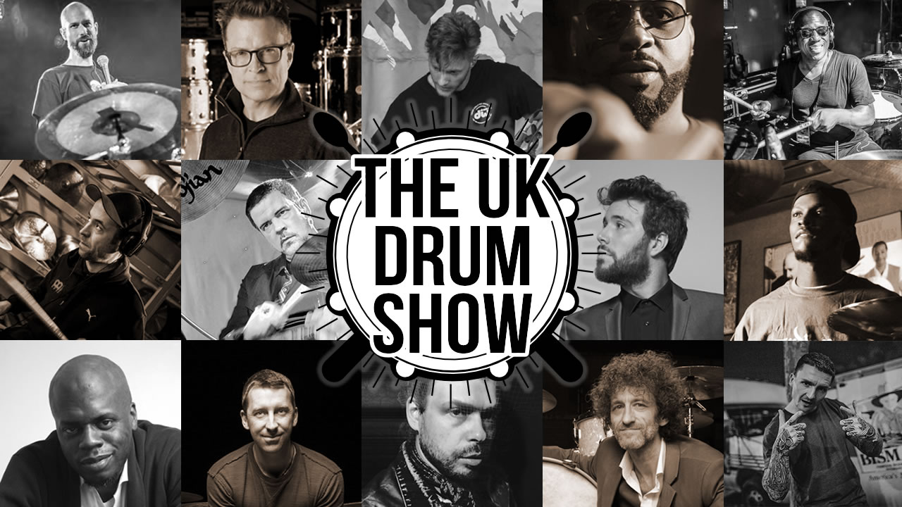 The UK Drum Show 2018 is in 3 weeks - 29-30 September - Watch Thomas Lang\'s 2017 drum solo on the Roland TD-50