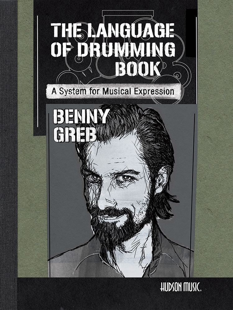 Benny Greb's Language of Drumming available as eBook