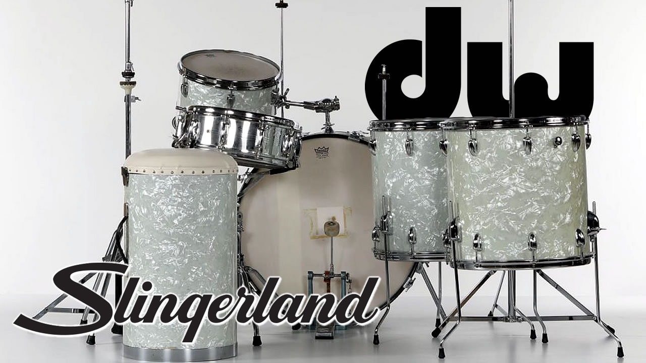 Drum Workshop acquires Slingerland