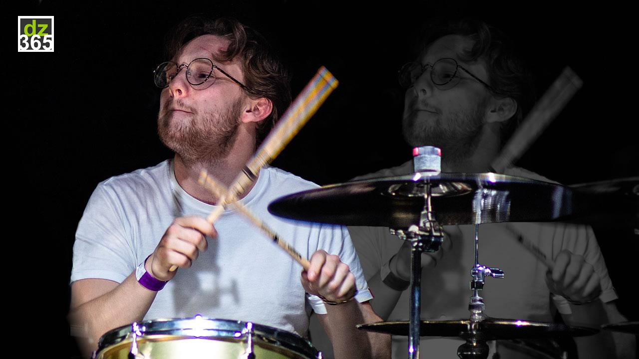 Joe Donovan plays The Stone Roses at Remo Drummer Night 2017