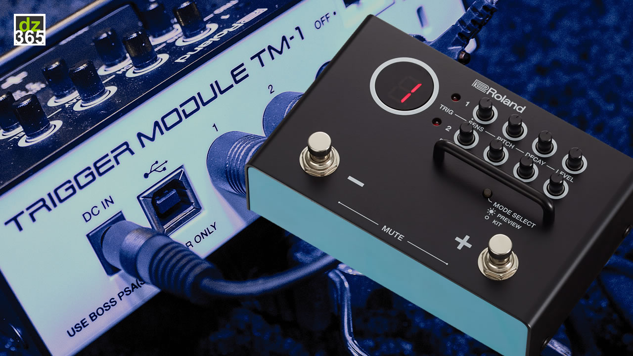 Learn the Roland TM-1 Trigger Module in 2 videos