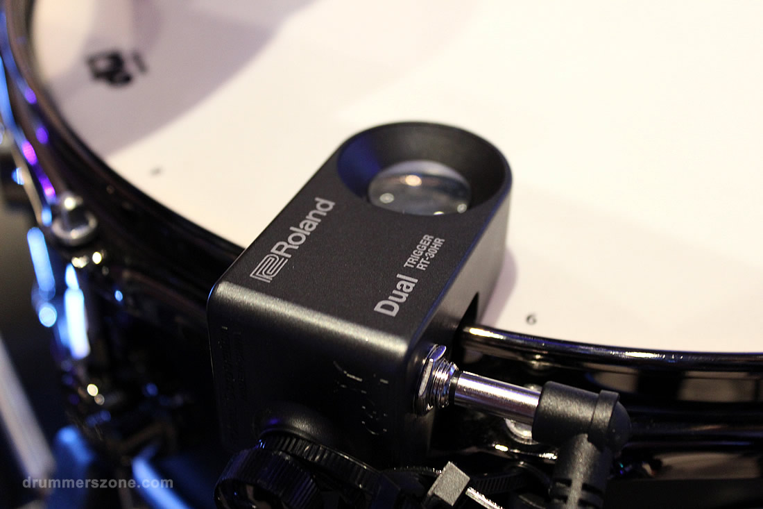 Drummerszone news - Learn the Roland TM-1 Trigger Module in