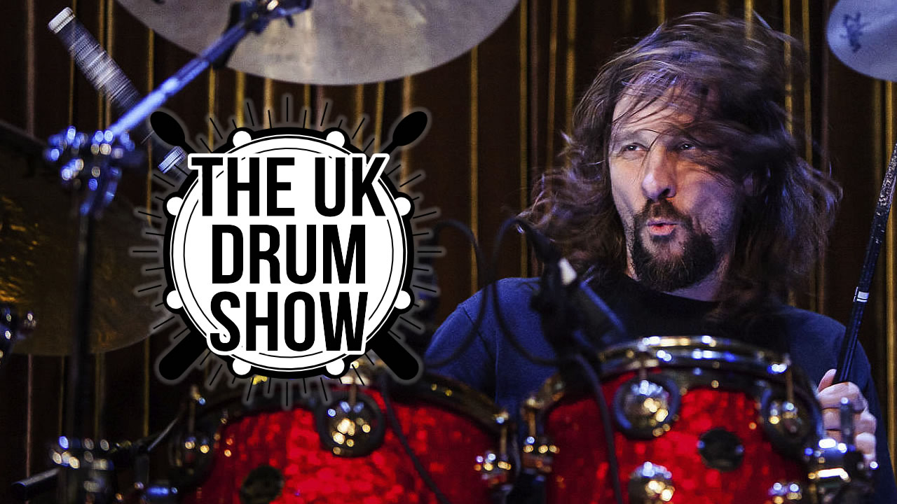Marco Minnemann headlines The UK Drum Show 2019