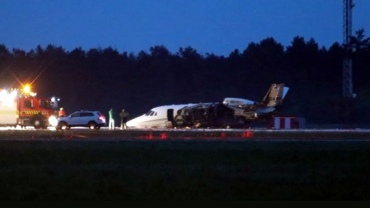 Mark Schulman (Pink) confirms: all are safe after tour plane crashes